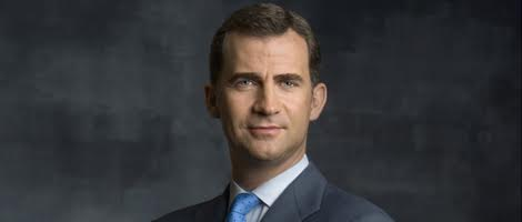 for His Majesty King Felipe VI